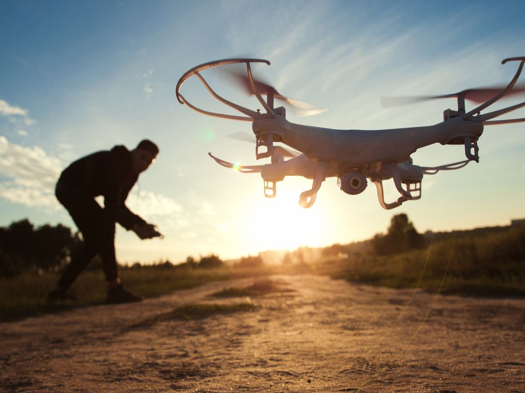 Drony i robotyka